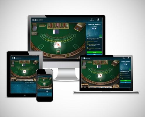 Como jogar blackjack online