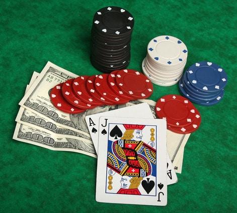 Jogue Blackjack por dinheiro de verdade
