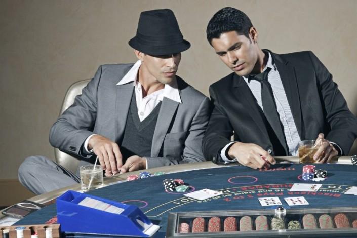 Jogando Blackjack ao vivo com crupiê real